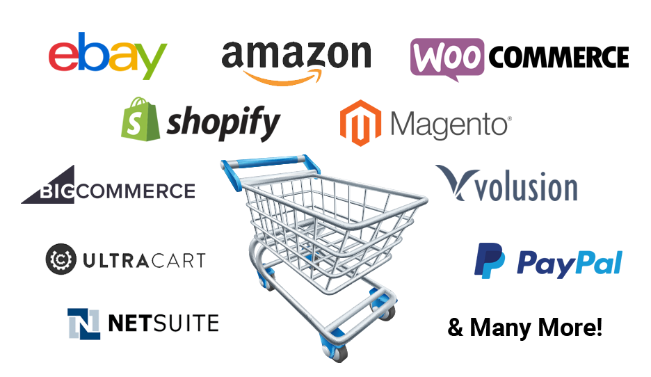 shopping cart integration